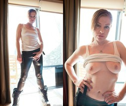 Chastity Lynn, Sovereign Syre - Strapped Dykes #02