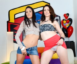 Lyla Storm, Sarah Shevon - Anal Perverts