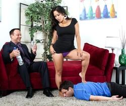 Jessica Bangkok, Marcelo - Mean Cuckold #02