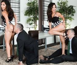 Nicole Ferrera - Femdom Ass Worship #22