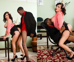 Tory Lane, Isiah Maxwell - When Porn Stars Attack! #04