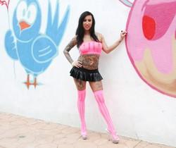 Lily Lane - Tattooed Anal Sluts #03