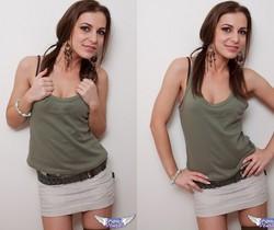 Kyra Mendez - Army Girl - SpunkyAngels