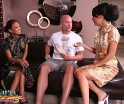Kina Kai, Asa Akira - The Nuru New Hire - Fantasy Massage