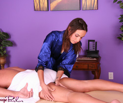 Amber Rayne - Happy Hour - Fantasy Massage