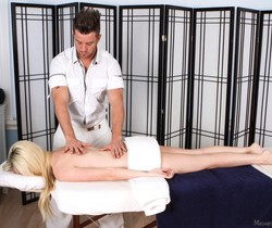 Callie Cobra - The Owner's Son - Fantasy Massage
