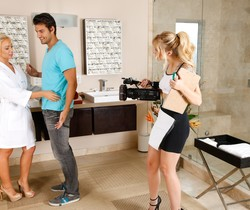 Katerina Kay, Lucy Tyler - Public Interest - Fantasy Massage