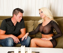 Britney Amber - My First Milking - Fantasy Massage