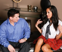 Chloe Amour - Pupil's Pet - Fantasy Massage