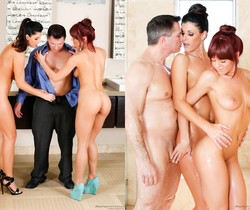 Rahyndee James, India Summer - Be Ours - Fantasy Massage