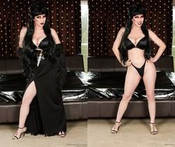 RayVeness - Mistress Of The Gel - Fantasy Massage