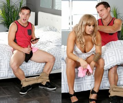 Alyssa Lynn - Mommy-Son Time - Fantasy Massage