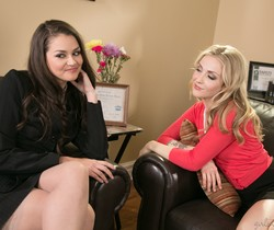 Allie Haze, Karla Kush - Private Practice - Girlsway