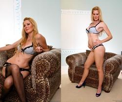 Kate Kastle, Taylor Vixen - Lesbian Office Seductions #06