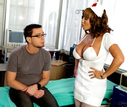 Ava Devine - Big Breast Nurses #04