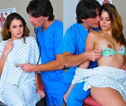 Allie Haze - The Doctor #02
