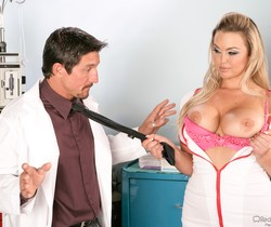 Abbey Brooks - Big Breast Nurses
