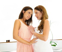 Dillion Harper, Samantha Ryan - Couples Seeking Teens #13