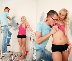 Lady Pinkdot - Amazing Babysitters #02