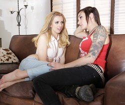 Nikki Hearts, Lexi Belle - Lexi Belle Loves Girls