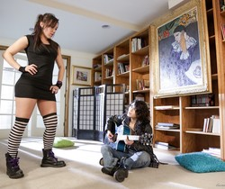 Sinn Sage, Raven Rockette - Girls Kissing Girls Volume 14