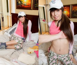 Tatyana - Barely 18 And Begging To Be Banged #02