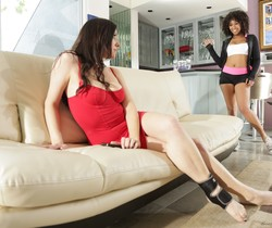 Misty Stone, Sovereign Syre - Lesbian Beauties #12