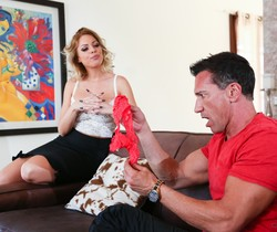 Britney Amber - DP My Wife With Me #06