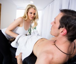 Alli Rae - The Masseuse #08