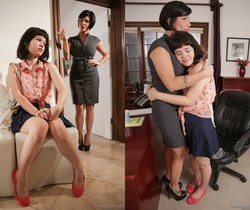 Lesbian Adventures - Older Women, Younger Girls #07