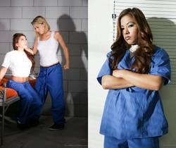 Zoey Monroe, Morgan Lee - Prison Lesbians #03
