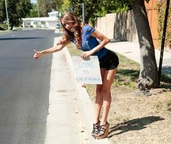 Rebel Lynn - Teen Hitchhikers