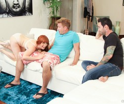 Penny Pax - DP My Wife With Me #09