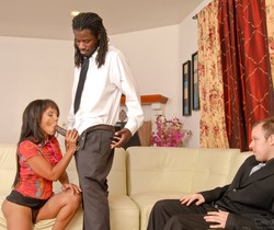 Anjanette Astona - Mom's Cuckold #05