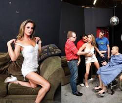 Amanda Blow - Cuckold Gang Bang #04 - White Ghetto