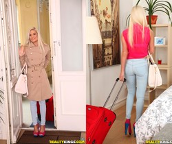 Candee Licious - Blonde Lust - Mike's Apartment