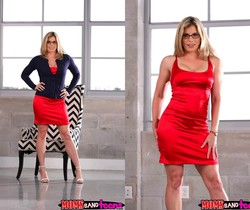 Cory Chase, Bailey Brooke - Naughty Needs - Moms Bang Teens