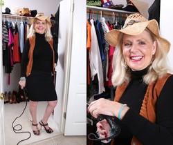 Judy Belkins - older mature