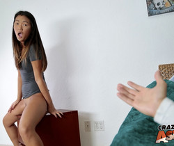 Amy - Suction Fuck - Crazy Asian GFs
