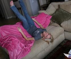 Danielle Lynn - Couch Potato - SpunkyAngels