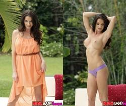 Silvia Saige, Ally Tate - Titty Bang - Moms Bang Teens