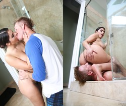 Valentina Nappi - Sneaky Shower Sessions