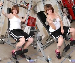 Misty - Gym Day - SpunkyAngels