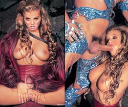 Rita Faltoyano is a Stargate Goddess of Sex