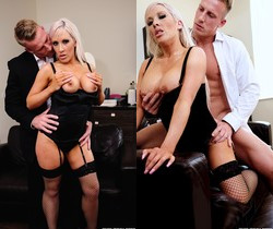 Lexi Ryder Loves to Fuck Her Husband's Friends