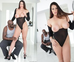 Alison Tyler - Buxom Beauty's Epic Interracial Ride