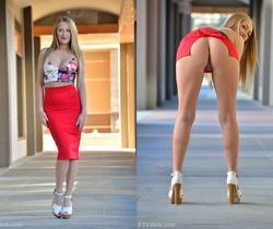 Kandace - Naughty Model - FTV Girls