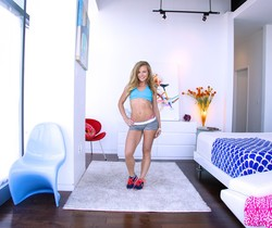 Nicole Clitman - Young Blonde Corrupted By Sodomy