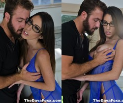 Dava Foxx teases Chad until he can't take no more