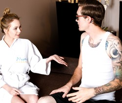 Angel Smalls - Will It Fit? - Fantasy Massage